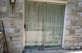 Patio Door #1 - Before, Hagerstown, MD (August 2014)