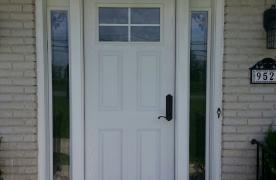 Houser - Front Door - After