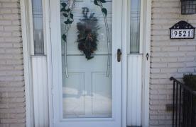 Houser - Front Door - Before