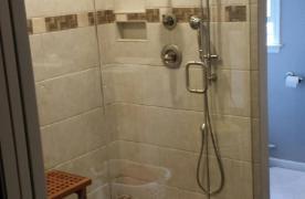 Mittel Shower Enclosure - After
