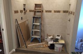 Mittel Shower Enclosure - Before