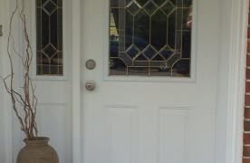 McAfee - Front Door - Before