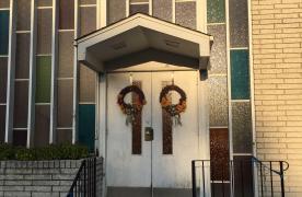 Dawson United Methodist Church - Rawlings, MD - Before