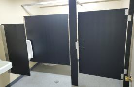 Hilltop Christian Fellowship - Clear Spring, MD - Toilet Partitions