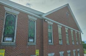 Salem United Brethren Church - Chambersburg, PA - Before